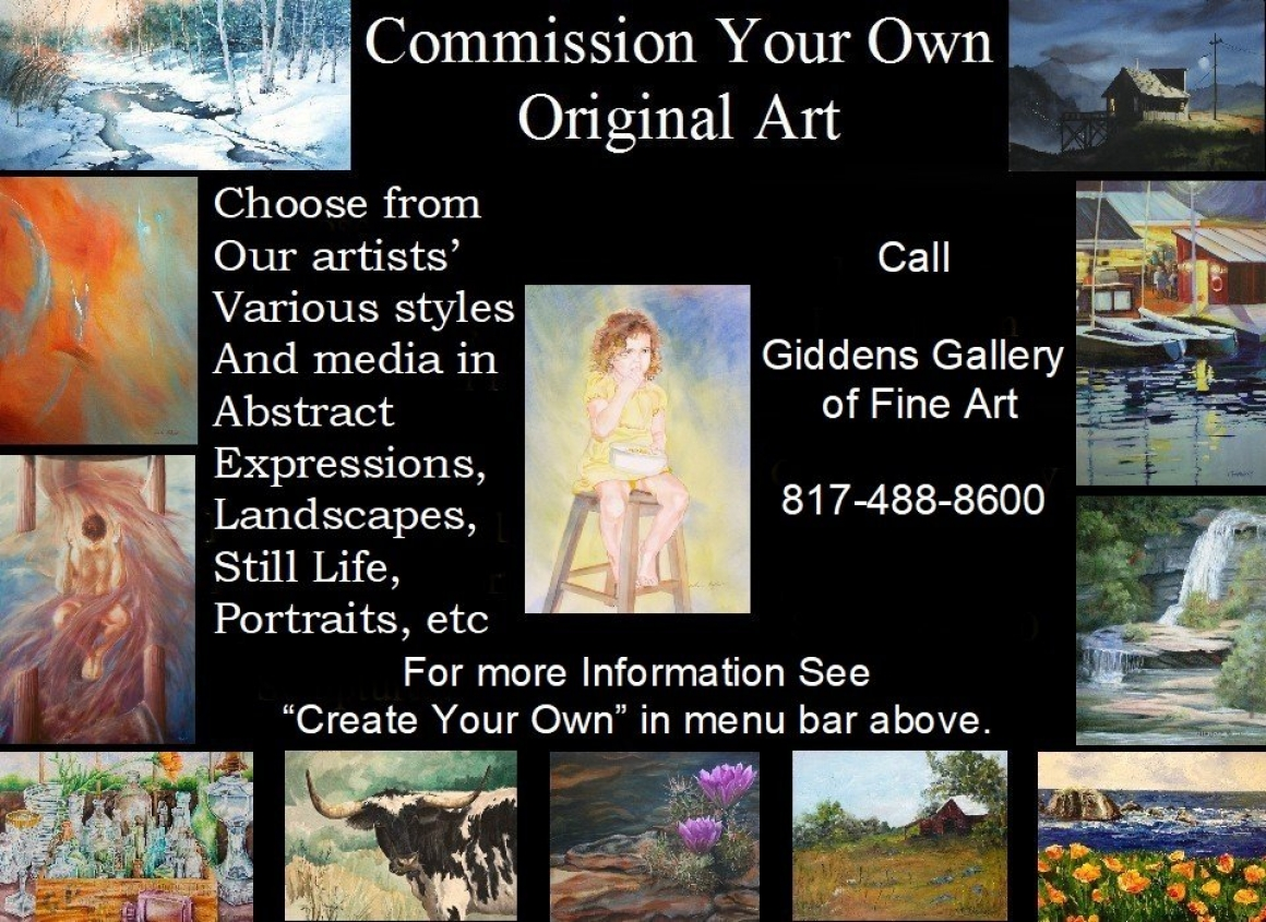 Rotator – Commission Your Own Piece